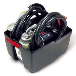 Kit transfer motorina in cutie portabila 12V sau 24V 01