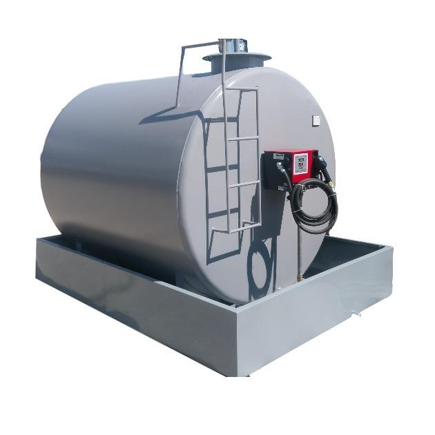 Rezervor motorina suprateran