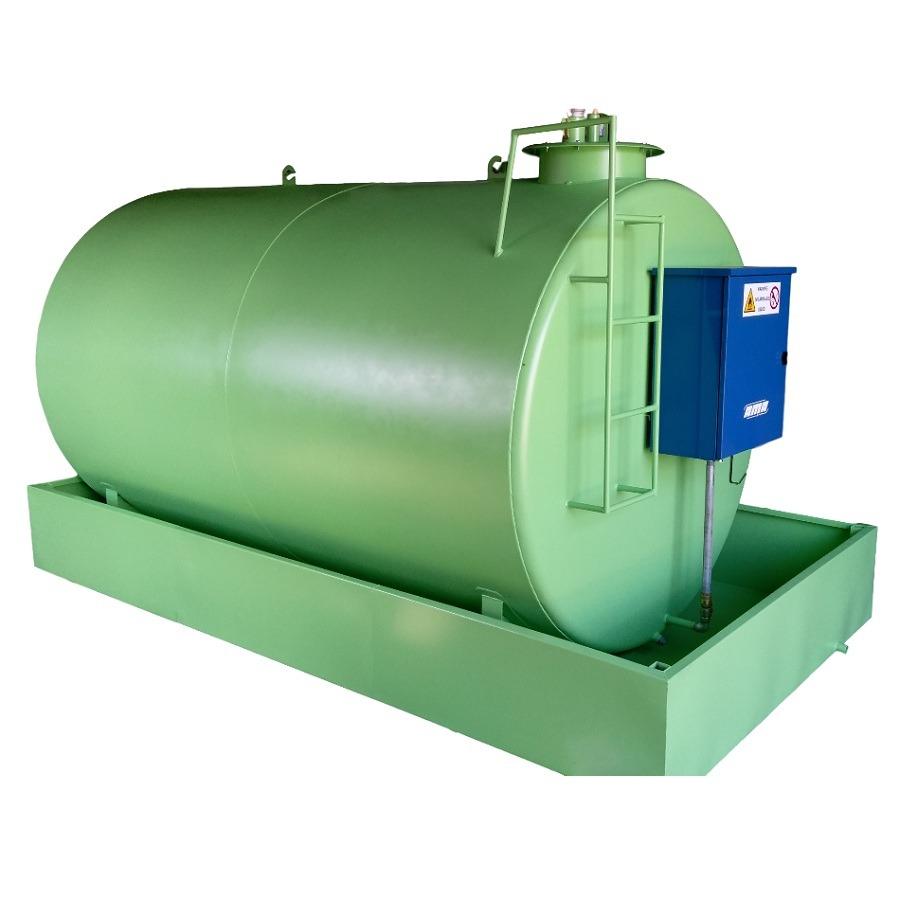 Rezervor motorina suprateran 9000 litri