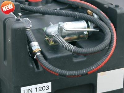Rezervor transportabil pentru benzina