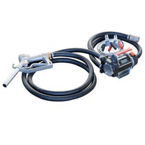 Pompa transfer motorina usor portabila
